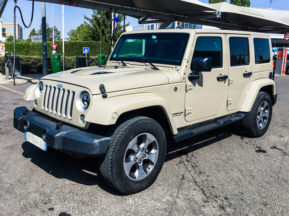 JEEP WRANGLER JKU 3.6l SAHARA DE FANOFJEEP Photo-15