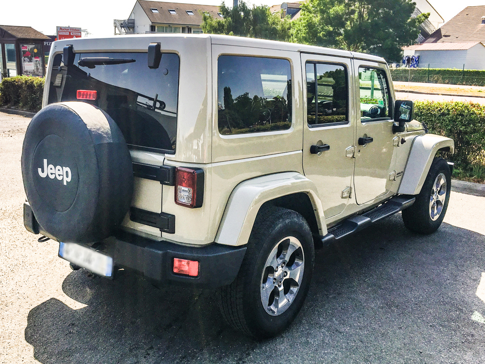 JEEP WRANGLER JKU 3.6l SAHARA DE FANOFJEEP Photo-17