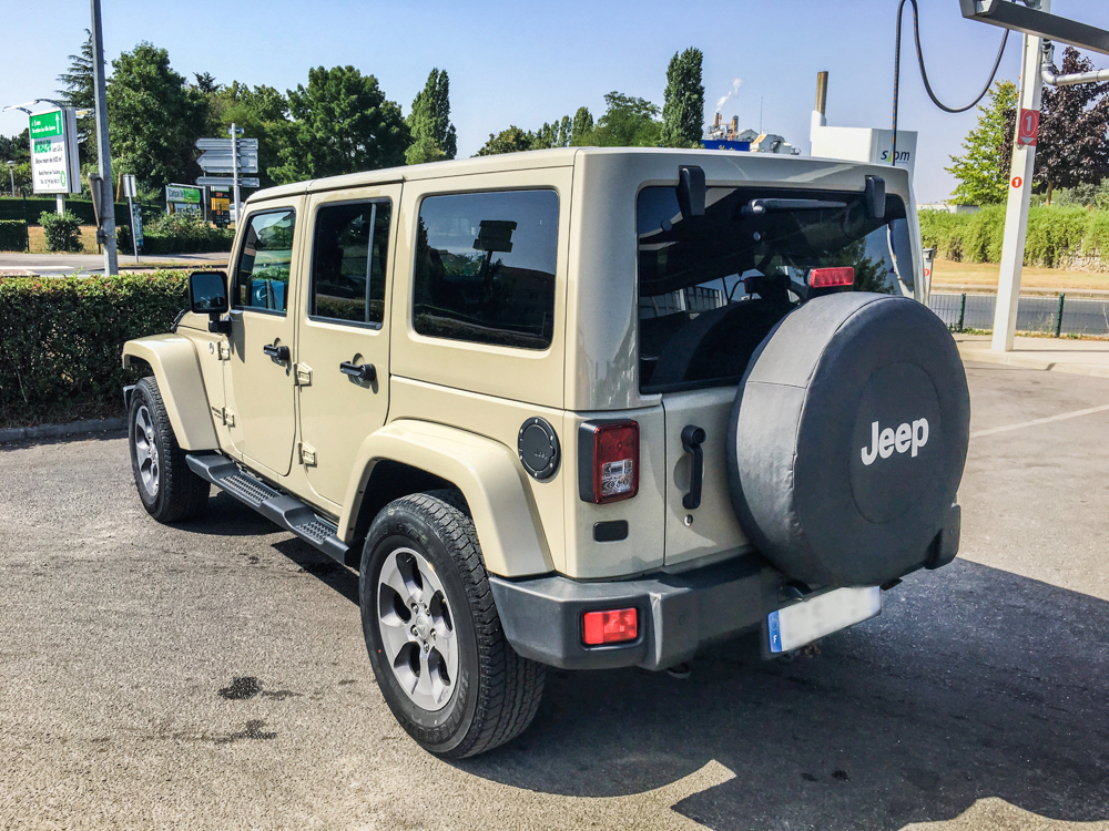 JEEP WRANGLER JKU 3.6l SAHARA DE FANOFJEEP Photo-18