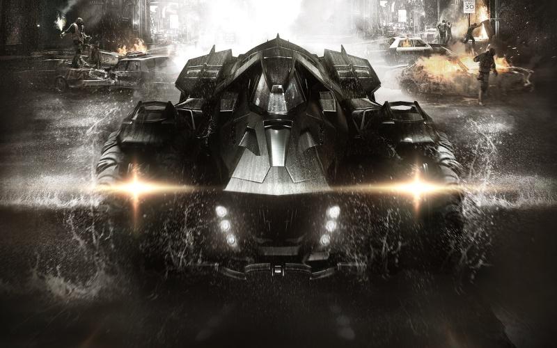 Batman : Arkham Knight 53151010