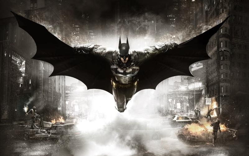 Batman : Arkham Knight 53151011
