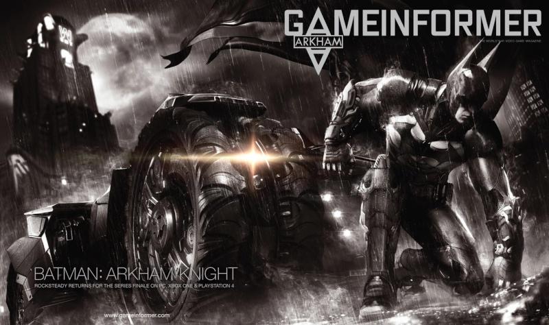 Batman : Arkham Knight Arkham10