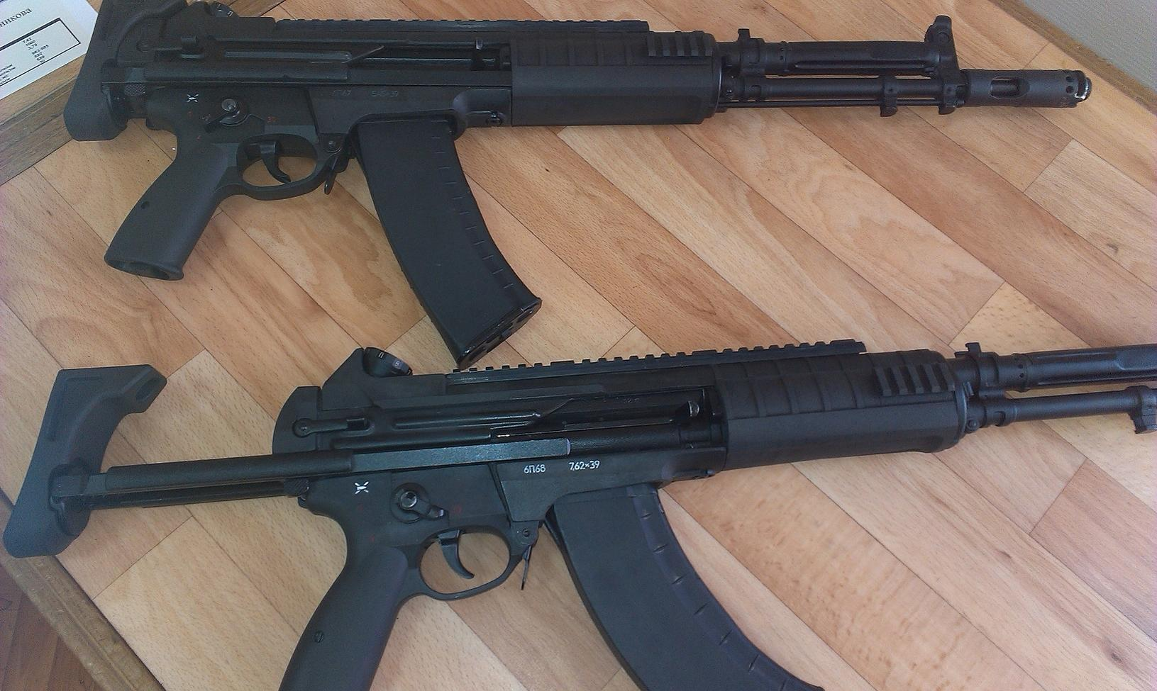 Russian Assault Rifles & Machine Guns Thread: #1 - Page 24 Aek97110