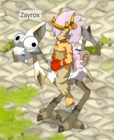 Candidature Zayrox Zayrox10