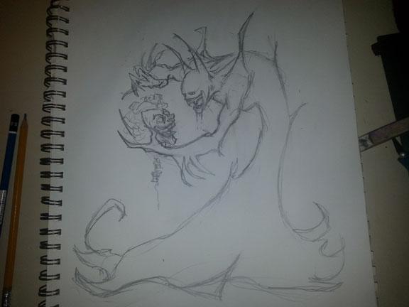 Share Your Artwork - Page 3 Vambat10