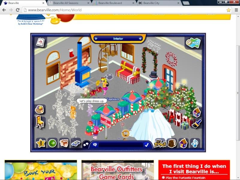 Christmas Cub Condo Decorating Contest ~ My_con11