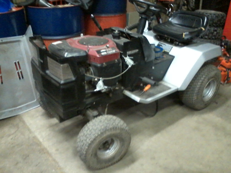LMM's Rally Mower! 210