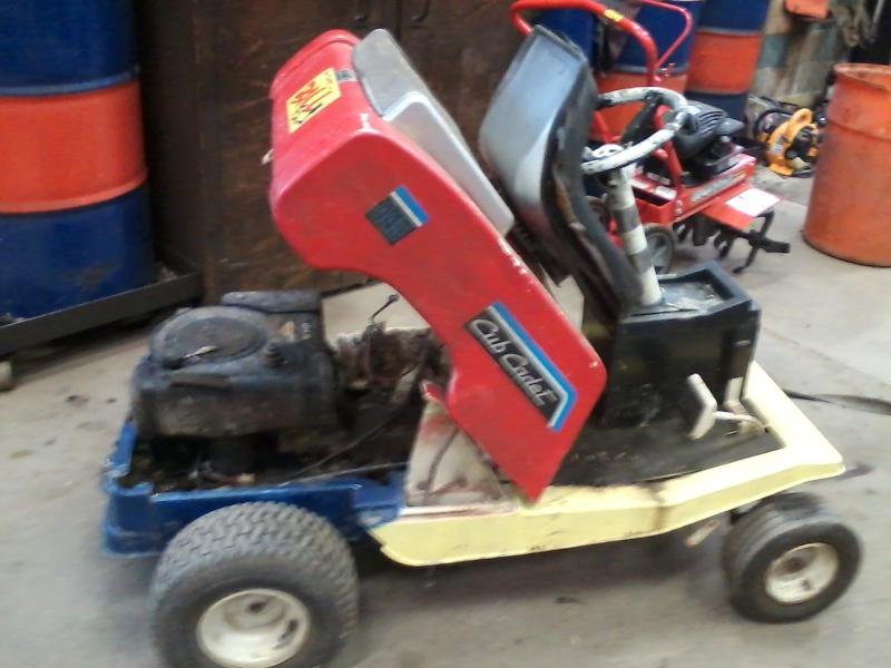 LMM's Rally Mower! 310