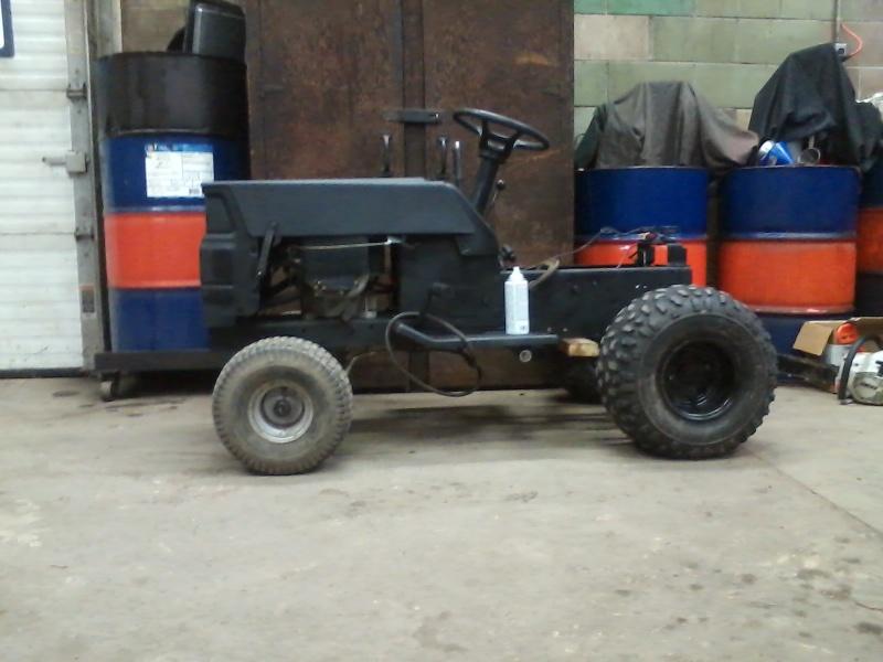 LMM's Rally Mower! 610