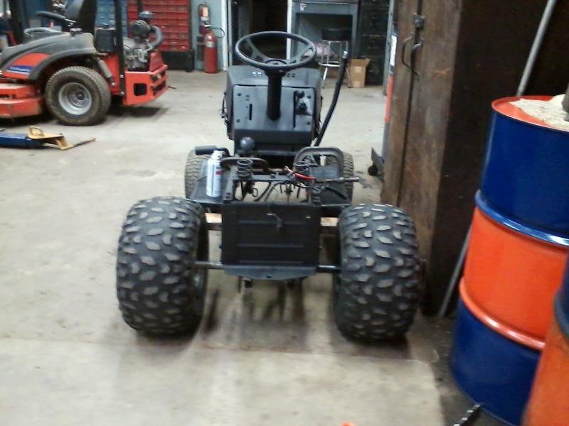 LMM's Rally Mower! 710