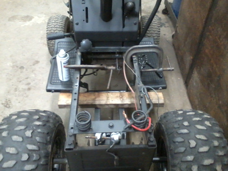 LMM's Rally Mower! 810