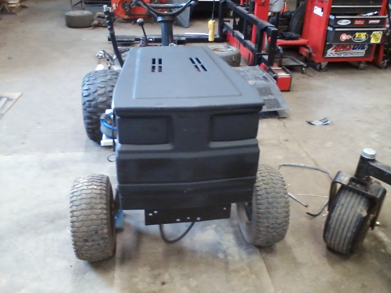 LMM's Rally Mower! 910