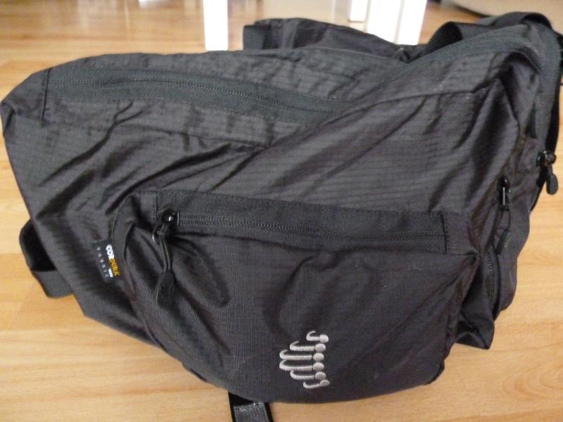 Sacoches de rando RIBZ - Front Pack P1020512
