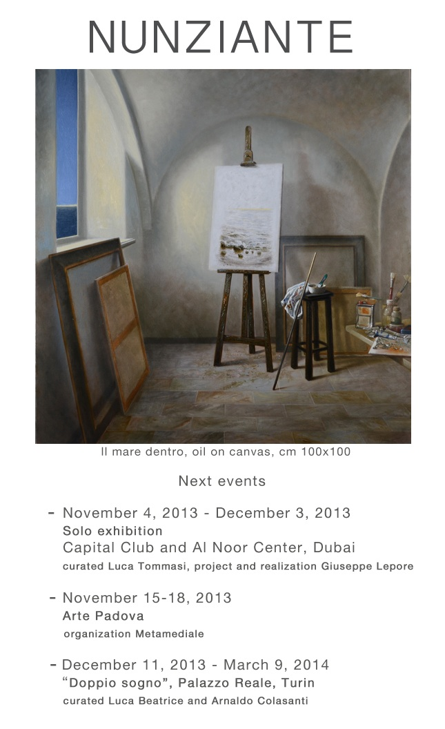 NUNZIANTE al Capital Club DUBAI, 4 Novembre-4 Dicembre 2013 - Pagina 4 Image16