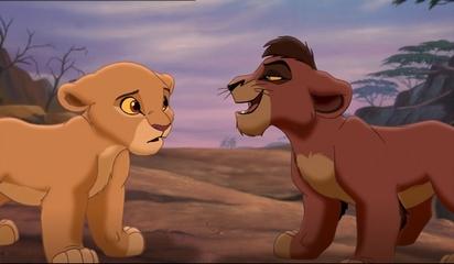 Le Roi Lion 2 : L'Honneur de la tribu  [1998] [F.Anim]    049_110
