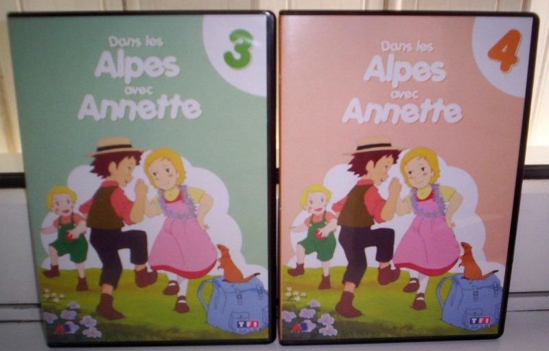 Mes coffrets dvd d'anime 100_2911