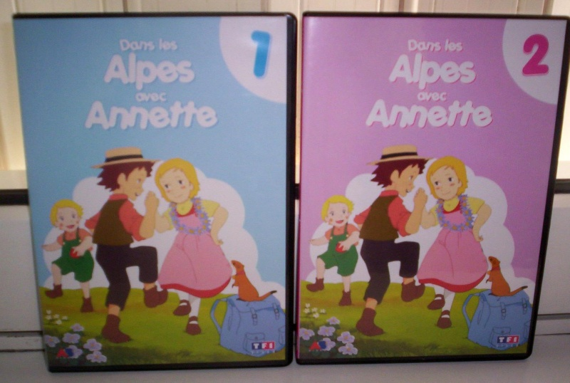Mes coffrets dvd d'anime 100_2912