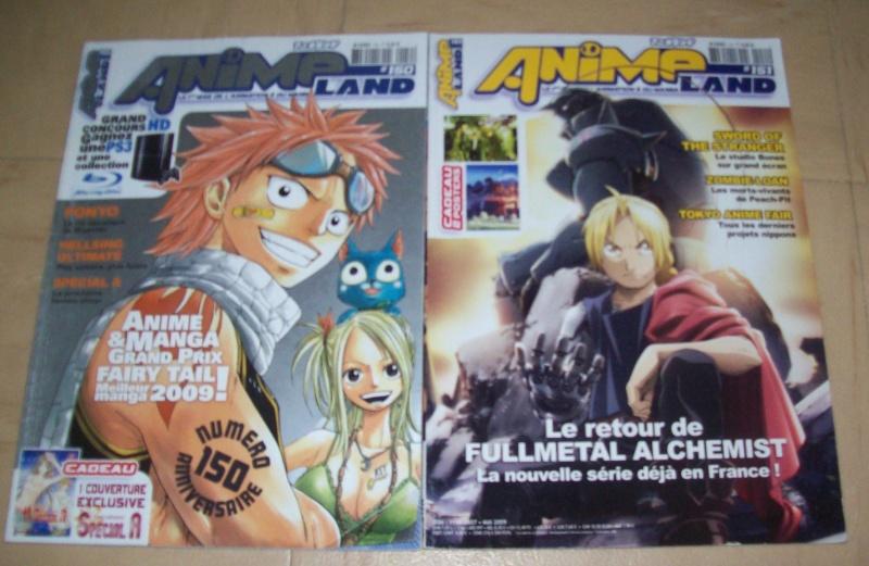 Mes Magazines animeland d'Alex - 2006 à 2014 100_5810