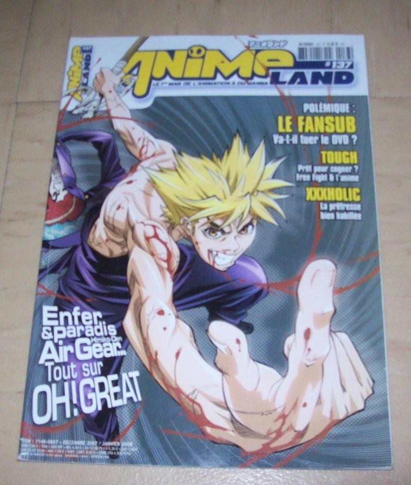 Mes Magazines animeland d'Alex - 2006 à 2014 100_5813