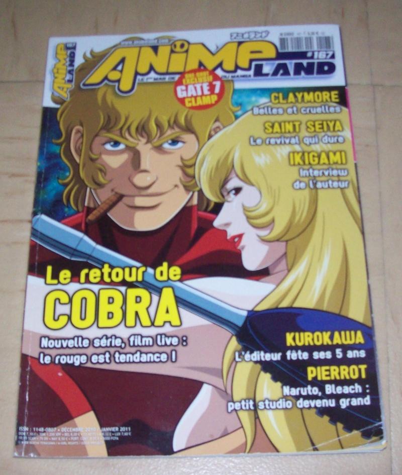 Mes Magazines animeland d'Alex - 2006 à 2014 100_5814