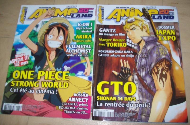 Mes Magazines animeland d'Alex - 2006 à 2014 100_5817