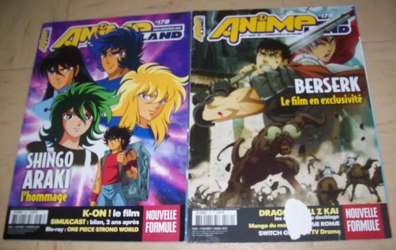 Mes Magazines animeland d'Alex - 2006 à 2014 100_5818
