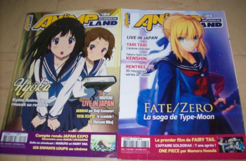 Mes Magazines animeland d'Alex - 2006 à 2014 100_5820