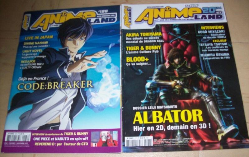 Mes Magazines animeland d'Alex - 2006 à 2014 100_5821