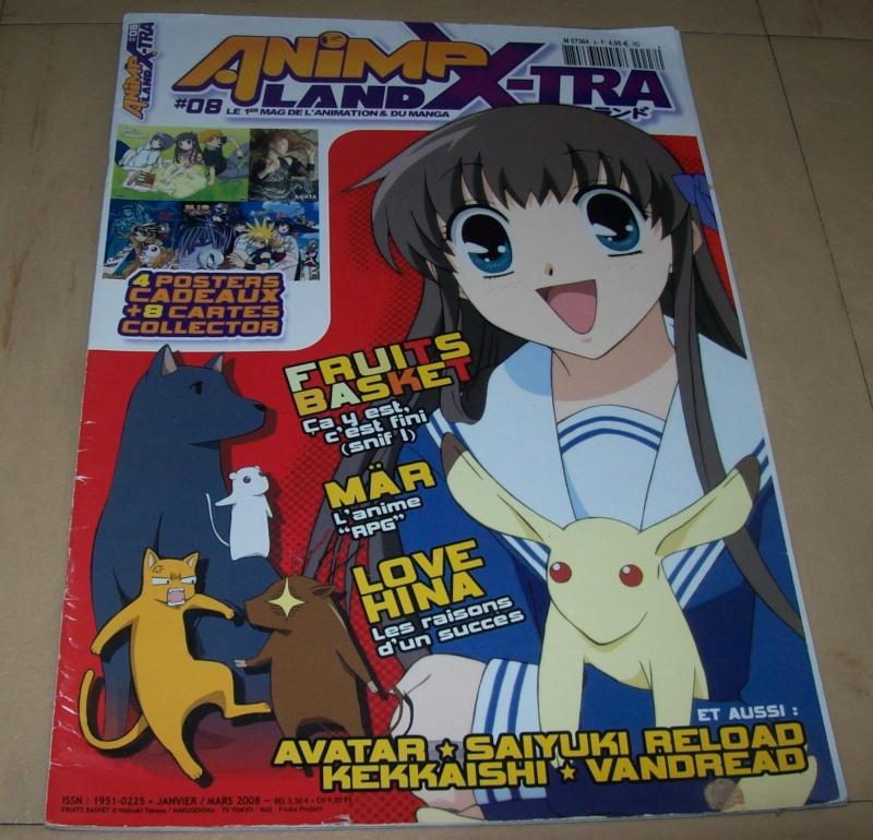 Mes Magazines animeland d'Alex - 2006 à 2014 100_5917