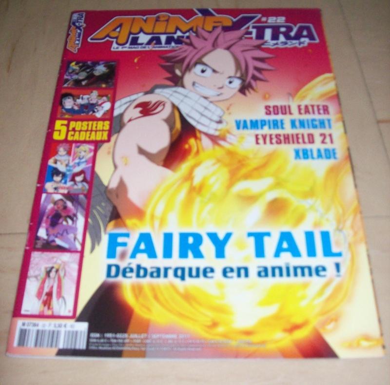 Mes Magazines animeland d'Alex - 2006 à 2014 100_5919