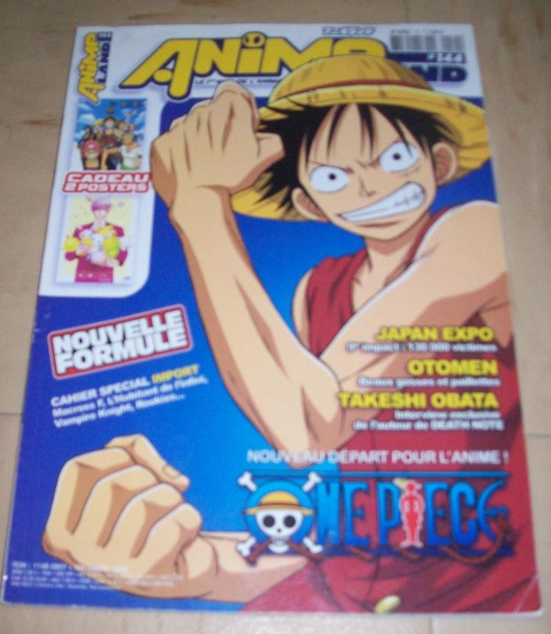 Mes Magazines animeland d'Alex - 2006 à 2014 1015
