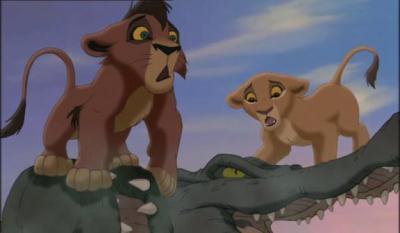 Le Roi Lion 2 : L'Honneur de la tribu  [1998] [F.Anim]    35650110