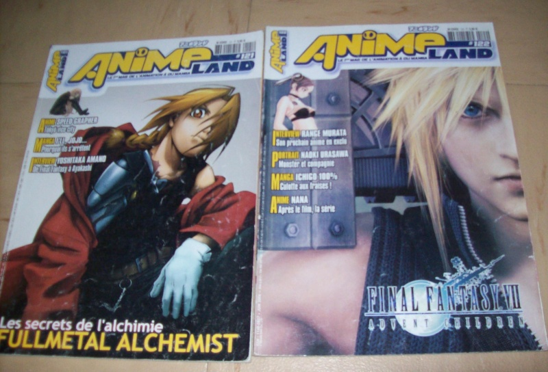 Mes Magazines animeland d'Alex - 2006 à 2014 3_210