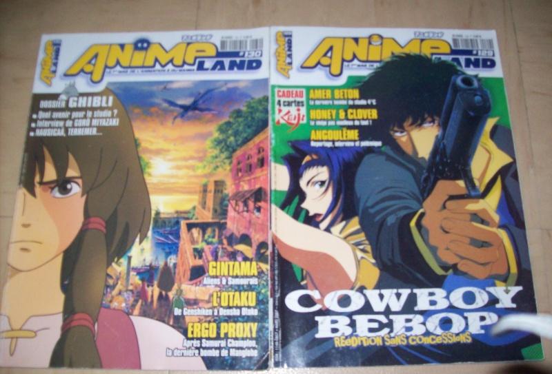 Mes Magazines animeland d'Alex - 2006 à 2014 610