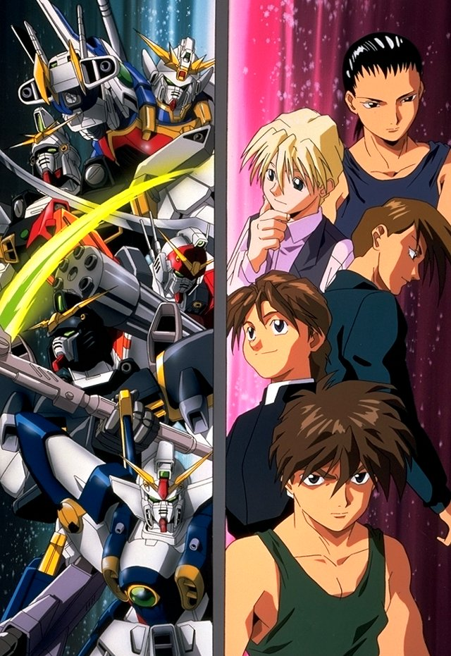 Mobile Suit Gundam Wing [1995] [S.Anim]  6310