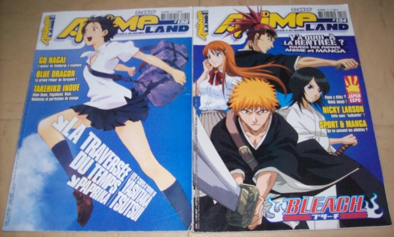 Mes Magazines animeland d'Alex - 2006 à 2014 710