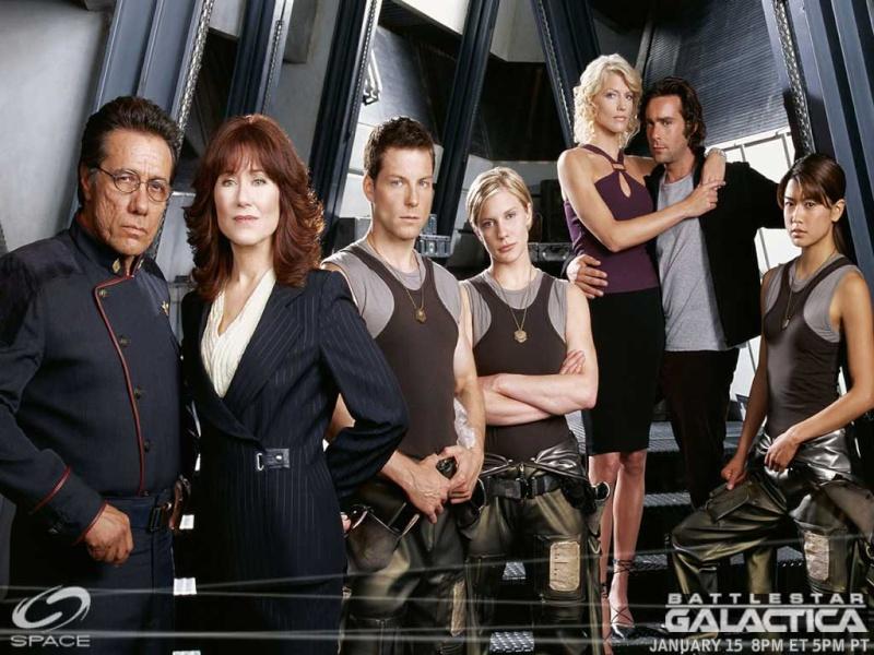 Battlestar Galactica [2004] [S.Live]  736910