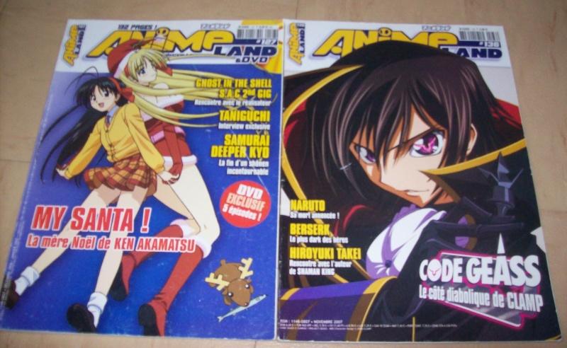 Mes Magazines animeland d'Alex - 2006 à 2014 810