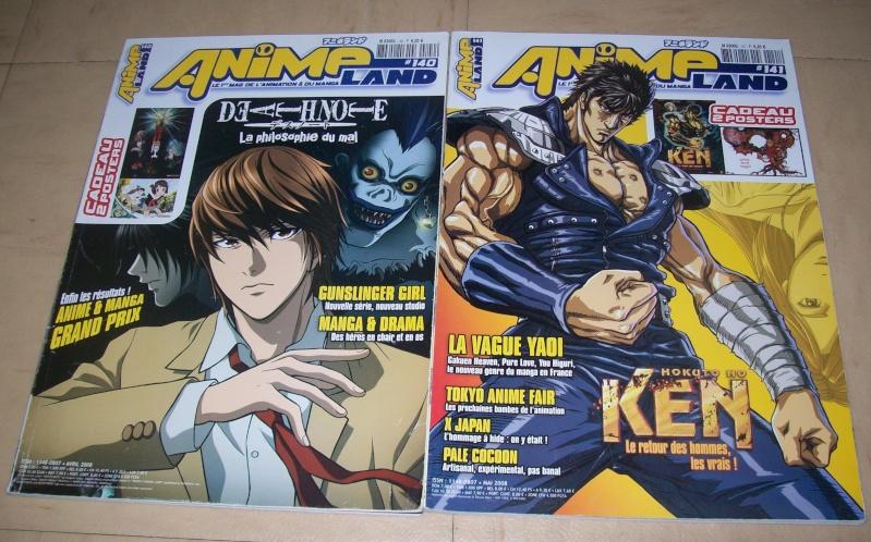 Mes Magazines animeland d'Alex - 2006 à 2014 910