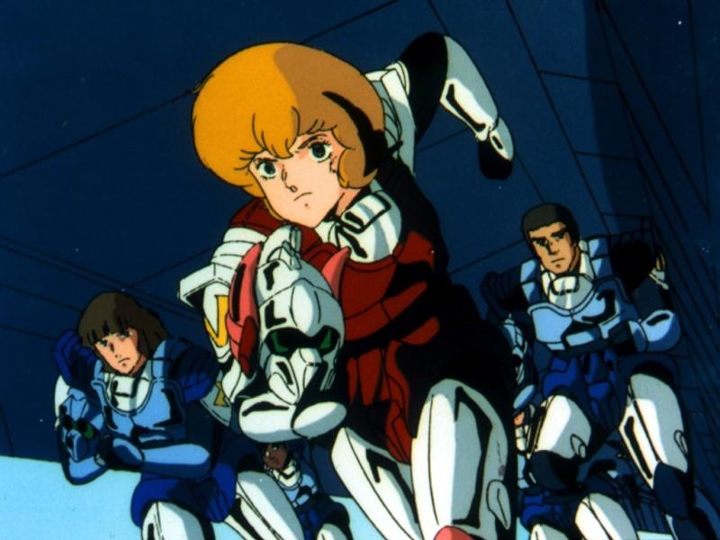 Robotech [1982] [S.Anim]   Robote13