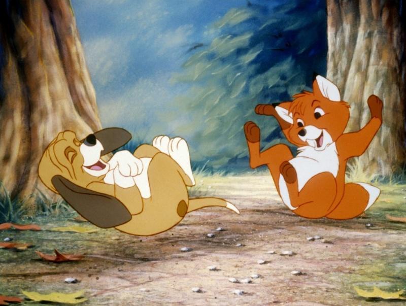 Rox et Rouky [1981] [F.Anim] Rox-et10