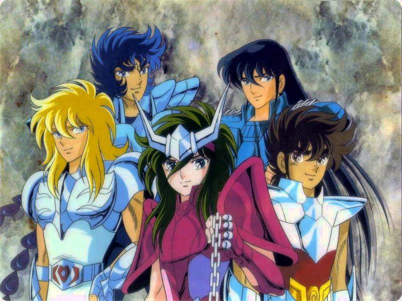 Les chevaliers du zodiaque [1986] [S.Anim]  Saints10