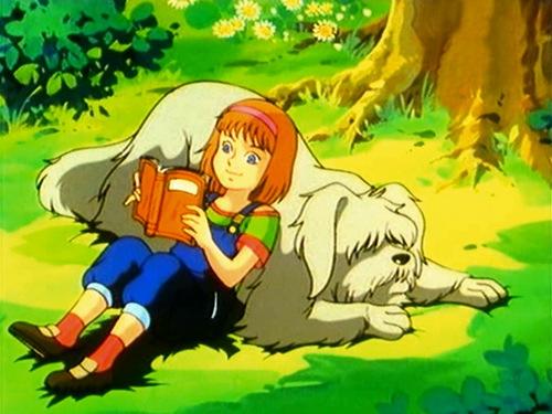 Sophie et Virginie [1990] [S.Anim]   Sophie12
