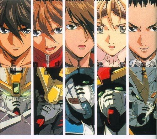 Mobile Suit Gundam Wing [1995] [S.Anim]  T4e3w710