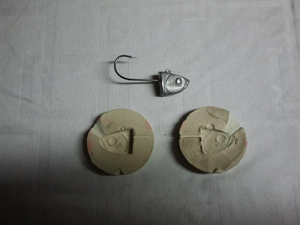 fabrication têtes plombées Photo014