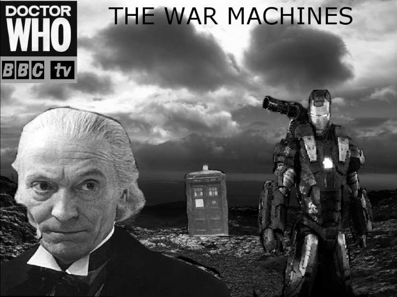 Doctor Who & Marvel Cinematic Universe Crossover Posters Doctor11