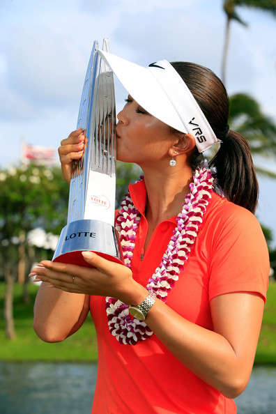 Miss Wie Won her first US title! Lpgalo15