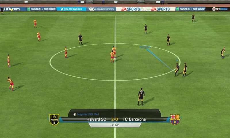 FIFA World - Free to play Captur12