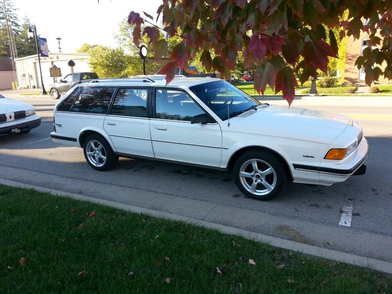 Baby Longroof...1991 Buick Century,65k 20131014