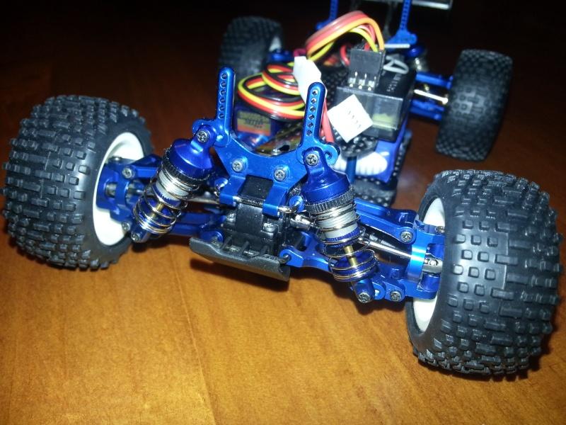 Projet Losi 1/24: Micro Truggy Xtrem ! 20140117